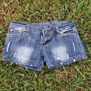 True Religion Jean Shorts (30)